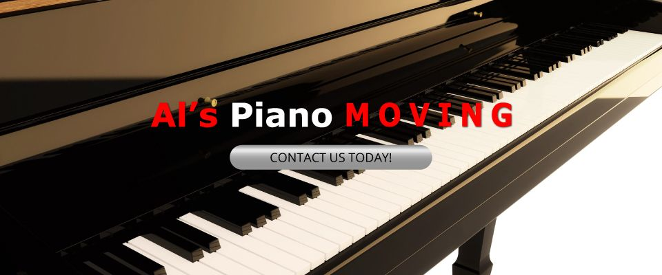 Al's Piano Moving - contact us today